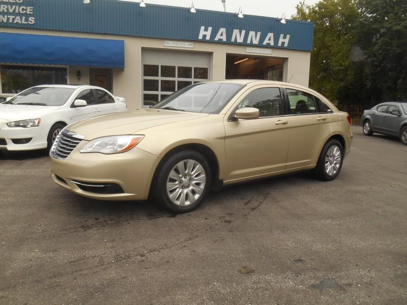 Used 2011 Chrysler 200 Lx For Sale In Cobourg On By