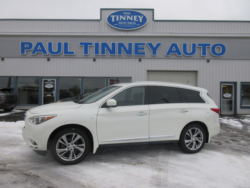 Contact Us about this Vehicle | Paul Tinney Auto Sales Peterborough, ON