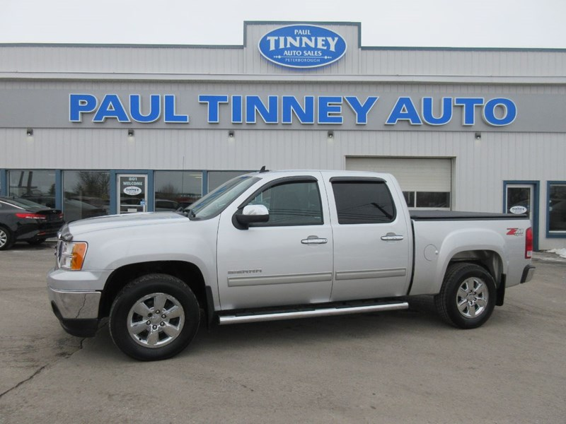 Used 2012 Gmc Sierra 1500 Sle Z71 For Sale In Peterborough On By