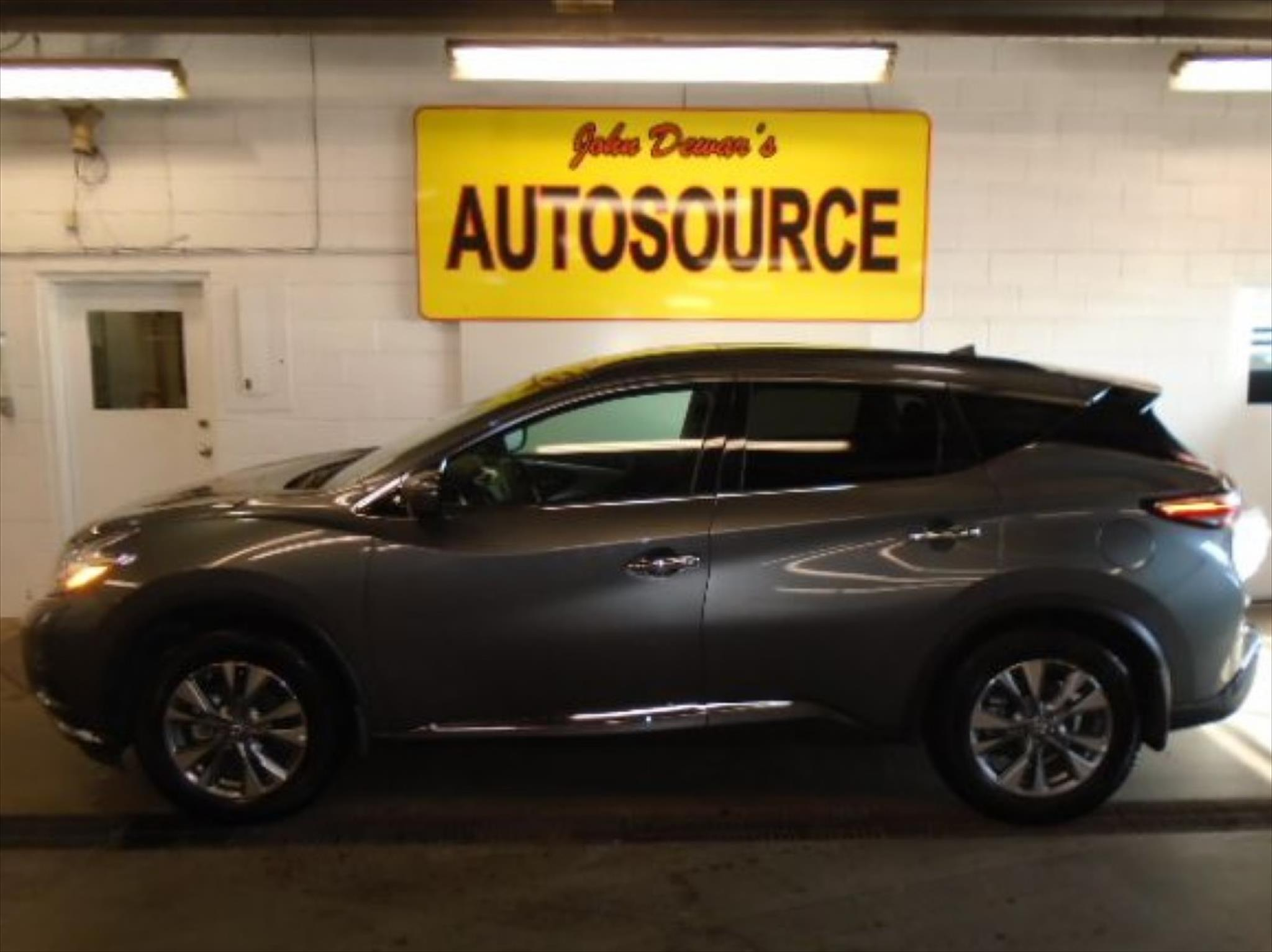 used 2016 nissan murano sv for sale in peterborough on by john dewar 39 s autosource. Black Bedroom Furniture Sets. Home Design Ideas