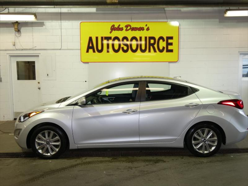 used 2016 hyundai elantra sport for sale in peterborough. Black Bedroom Furniture Sets. Home Design Ideas