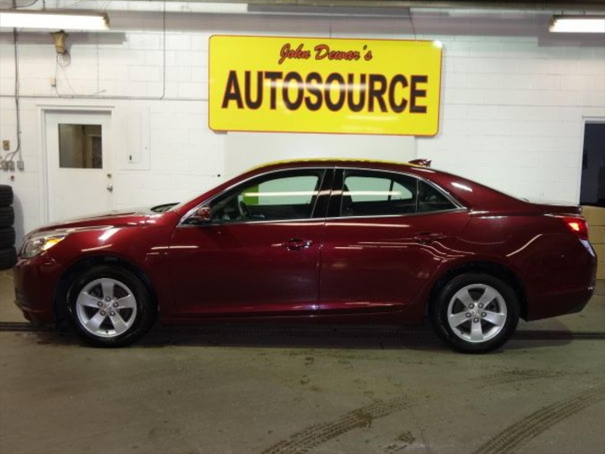 used 2016 chevrolet malibu 1lt for sale in peterborough on by john dewar 39 s autosource. Black Bedroom Furniture Sets. Home Design Ideas