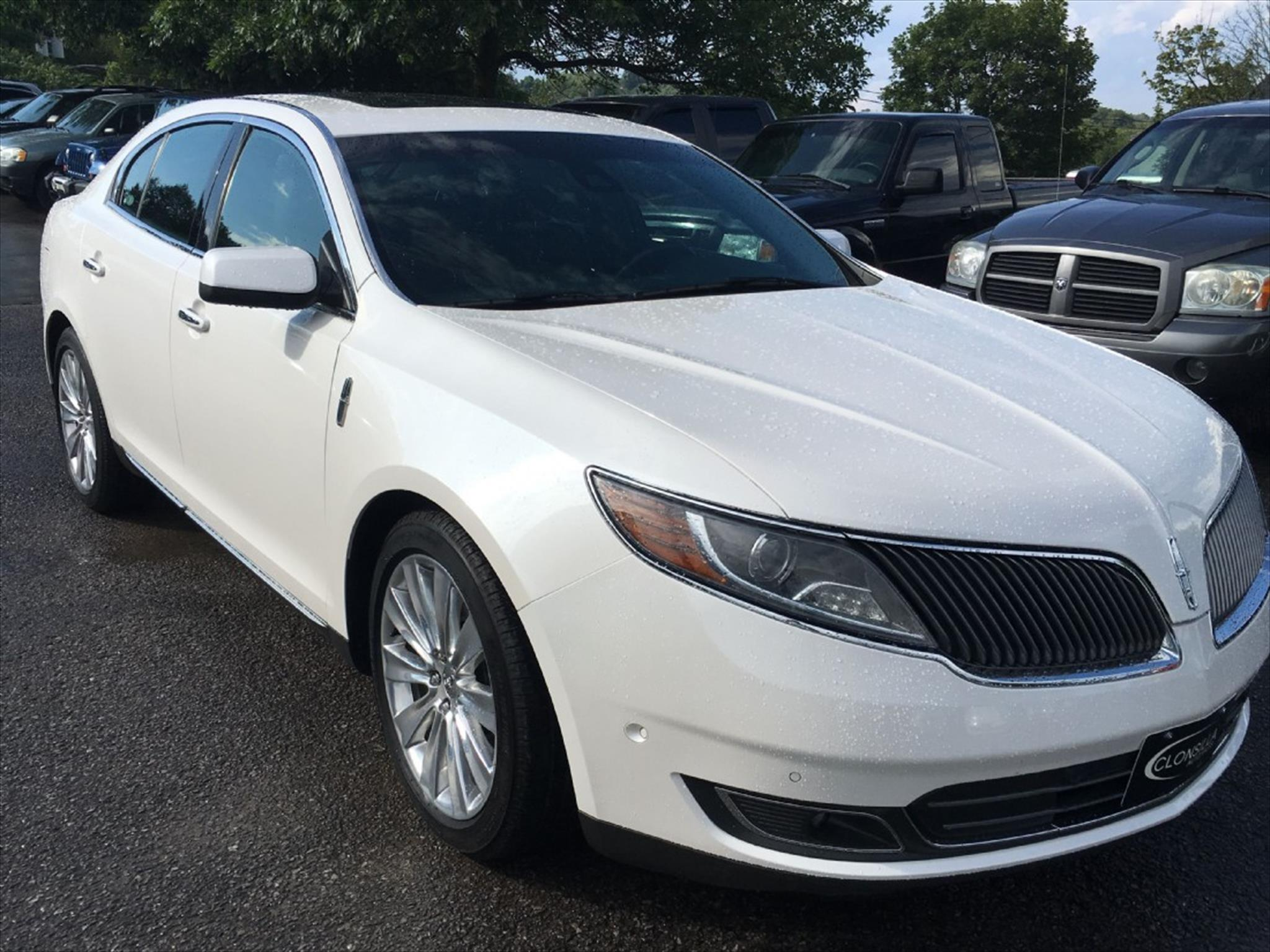 used 2016 lincoln mks for sale in peterborough on by clonsilla auto sales leasing. Black Bedroom Furniture Sets. Home Design Ideas