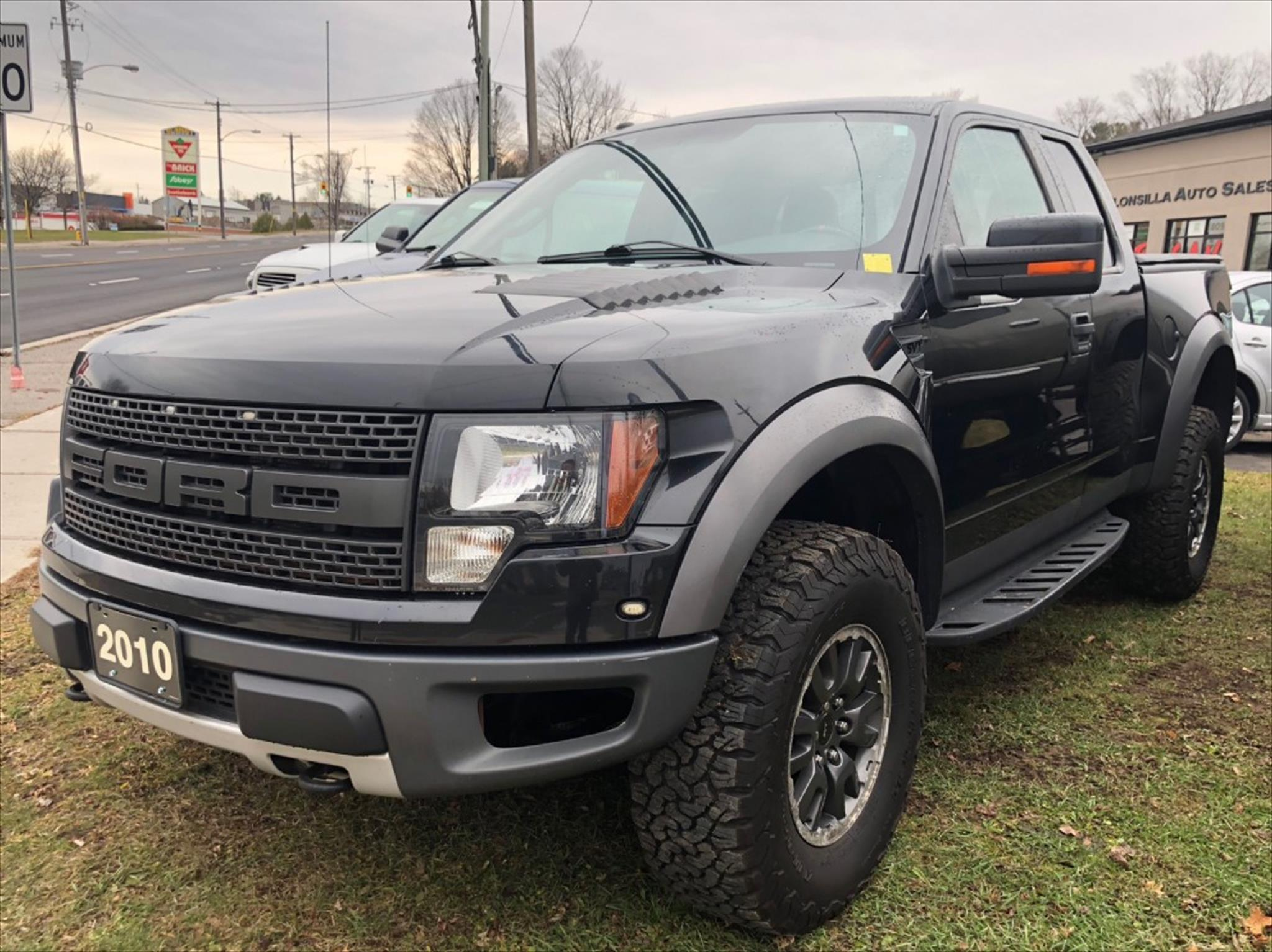 used 2010 ford f 150 svt raptor for sale in peterborough. Black Bedroom Furniture Sets. Home Design Ideas