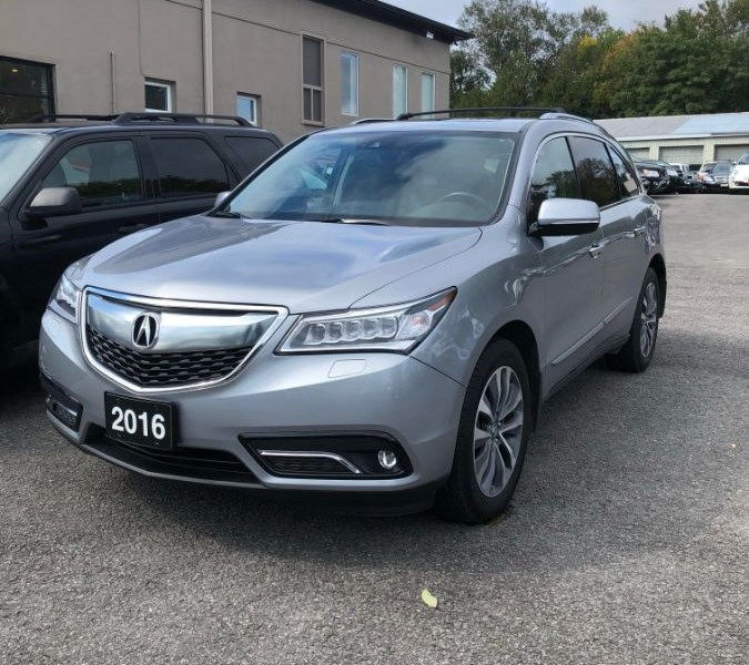 Used 2016 Acura MDX For Sale In Peterborough, ON By