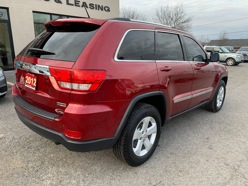 Used 2012 Jeep Grand Cherokee Laredo for sale in ...